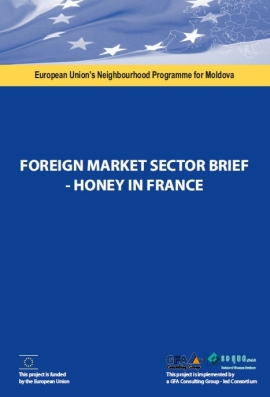 Foreign Market Sector Brief - Honey in France