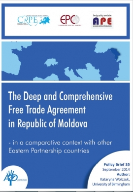 The Deep and Comprehensive Free Trade Agreement...
