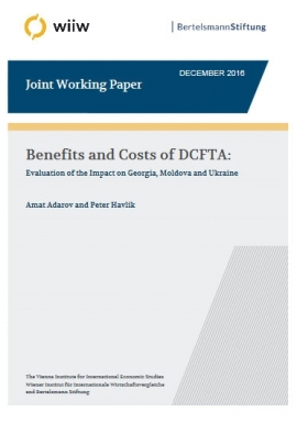 Benefits and Costs of DCFTA: Evaluation of the ...