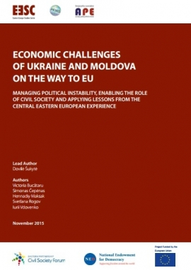 Economic Challenges of Ukraine and Moldova on t...