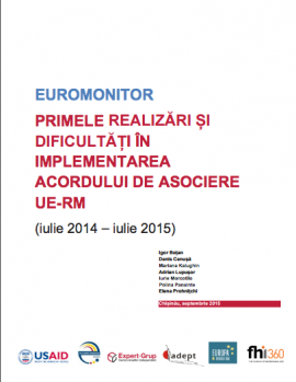 EUROMONITOR: Achievements and Difficulties in t...