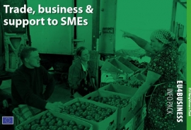 Trade, business and support to SMEs