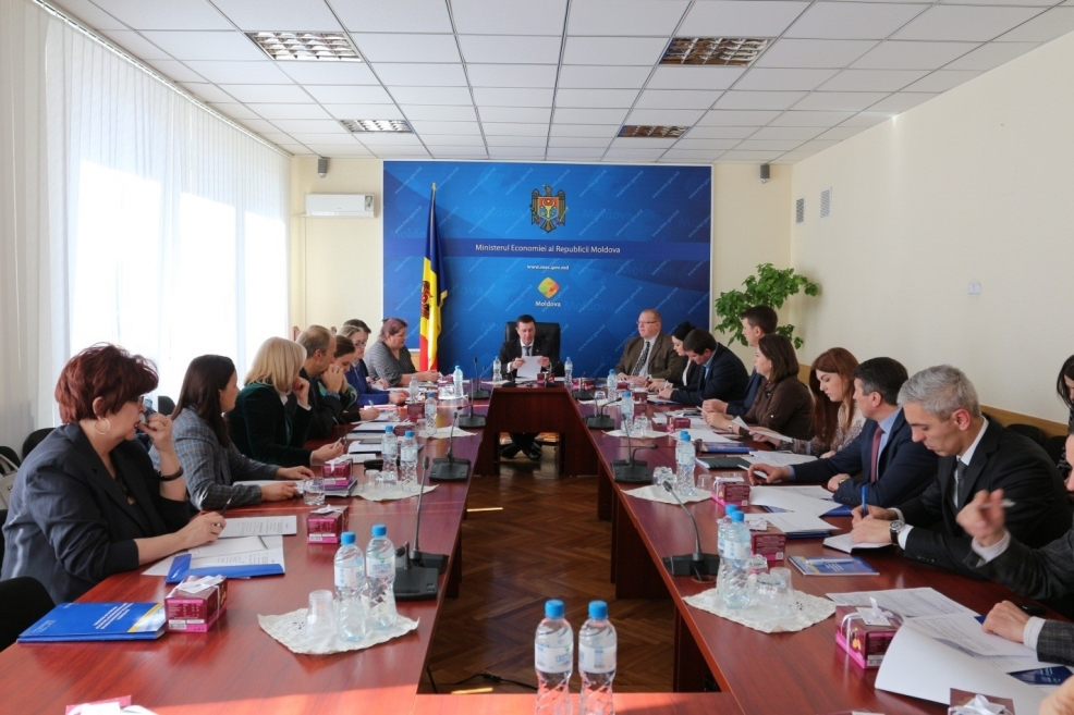 Moldova has implemented the DCFTA SRC Policy Matrix with at least 85% in 2016
